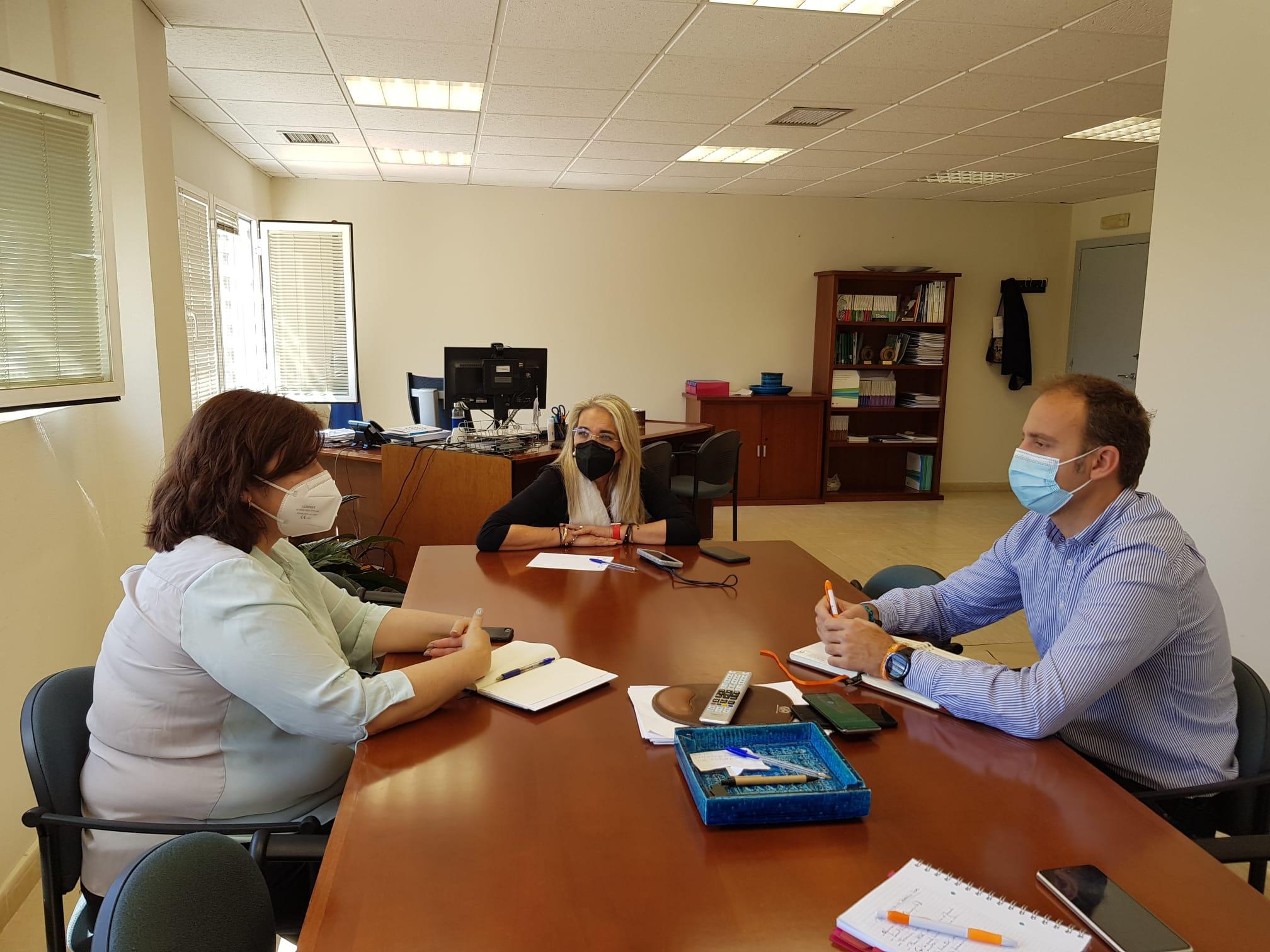 El Ayuntamiento y la Diputación abordan nuevas líneas de trabajo y colaboración en Desarrollo Local