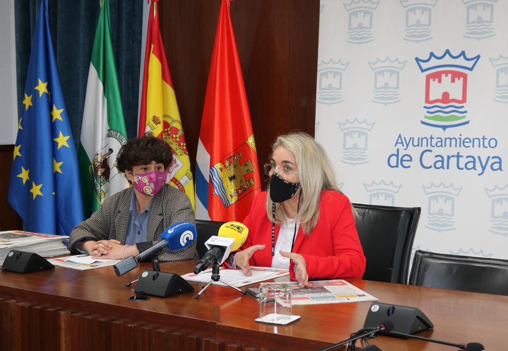 El Ayuntamiento de Cartaya se adhiere a la Red de Municipios Orgullosos de Andalucía