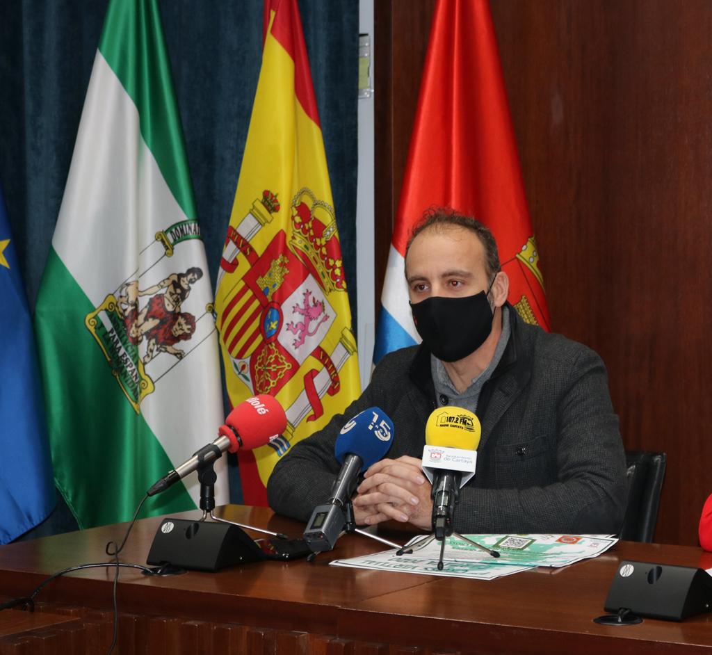 El Ayuntamiento de Cartaya hace un balance muy positivo del I Cross Virtual que pone en marcha el área de Deportes.
