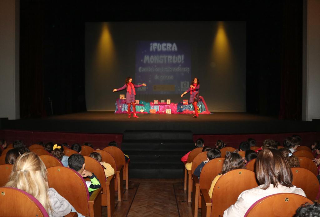 Cuentacuentos contra la violencia de género en Cartaya