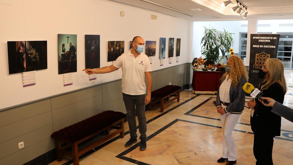 El Centro Cultural muestra estos días 'Un Nuevo Mundo' a partir de las fotografías de Joaquín Pérez García