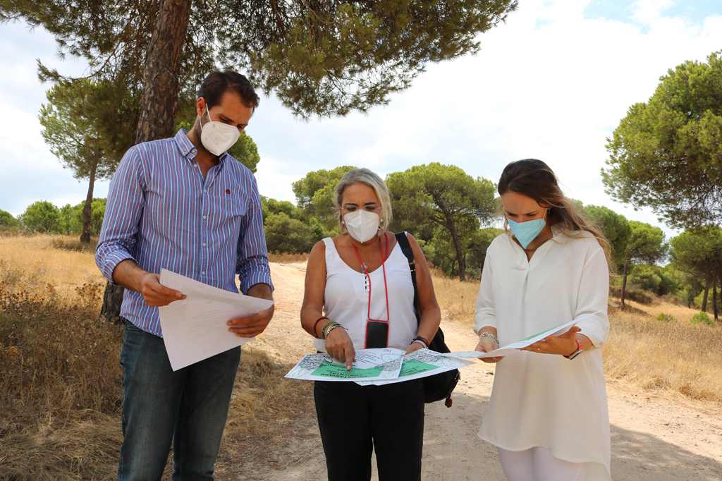 El Ayuntamiento organiza una actividad de Voluntariado Ambiental en El Lancón