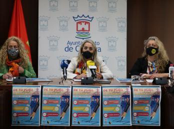 El Ayuntamiento y la Asociación de escritores 'Juglares' presentan el I Certamen Literario 'De tu puño y alma'